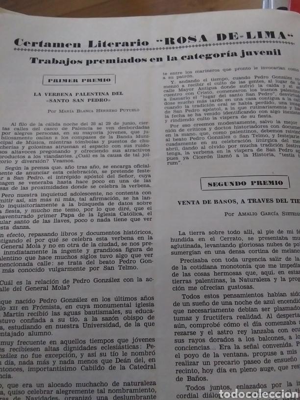Coleccionismo de Revistas y Periódicos: Cruce de Castilla n. 21 - Foto 3 - 215106437