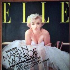 Coleccionismo de Revistas y Periódicos: REVISTA ELLE MARILYN MONROE. Lote 215587812