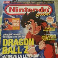 Coleccionismo de Revistas y Periódicos: REVISTA NINTENDO DRAGON BALL Z. Lote 215924825