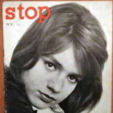 Coleccionismo de Revistas y Periódicos: REVISTA STOP CATHERINE SPAAK JAYNE MANSFIELD. Lote 216388023