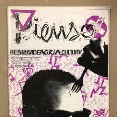 Coleccionismo de Revistas y Periódicos: PIENSO, REVISTA DE AGRIA CULTURA N° 1 (BARCELONA 1985). HISTÓRICO FANZINE ORIGINAL. FURA DELS BAUS. Lote 216513203