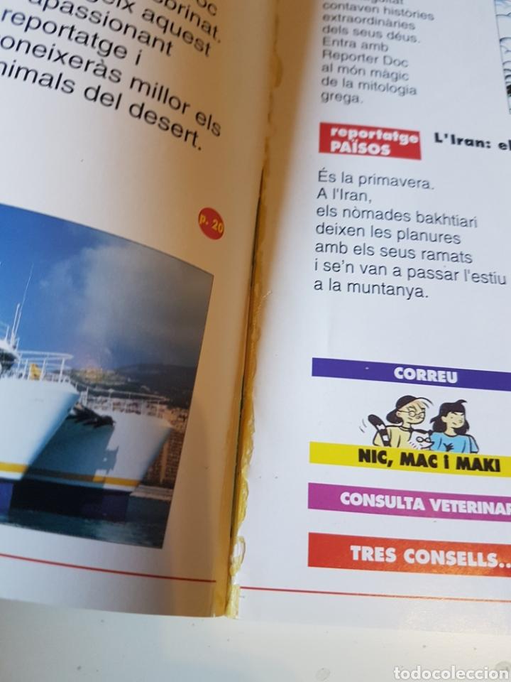 Coleccionismo de Revistas y Periódicos: REPORTER DOC 14 - MAIG 1995 - EN CATALÁN - EN&B - Foto 2 - 216536335
