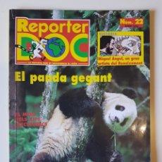 Coleccionismo de Revistas y Periódicos: REPORTER DOC 22 - GENER 1996 - EN CATALÁN - EN&B. Lote 216538122