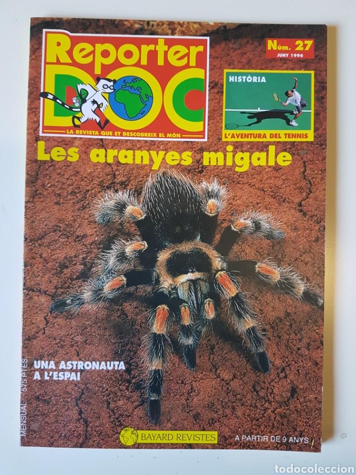 REPORTER DOC 27 - CATALÀ BAYARD REVISTES 1996 (Coleccionismo - Revistas y Periódicos Modernos (a partir de 1.940) - Otros)