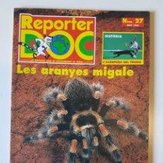 Coleccionismo de Revistas y Periódicos: REPORTER DOC 27 - CATALÀ BAYARD REVISTES 1996. Lote 216538686