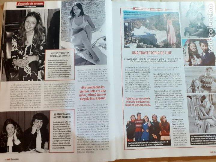 Coleccionismo de Revistas y Periódicos: amparo muñoz MISS ESPAÑA UNIVERSO - Foto 3 - 216572442
