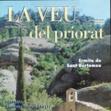 Collectionnisme de Revues et Journaux: LA VEU DEL PRIORAT Nº35 1993 TORROJA I LA VILELLA ALTA LA FESTA DEL VI.. Lote 216614423