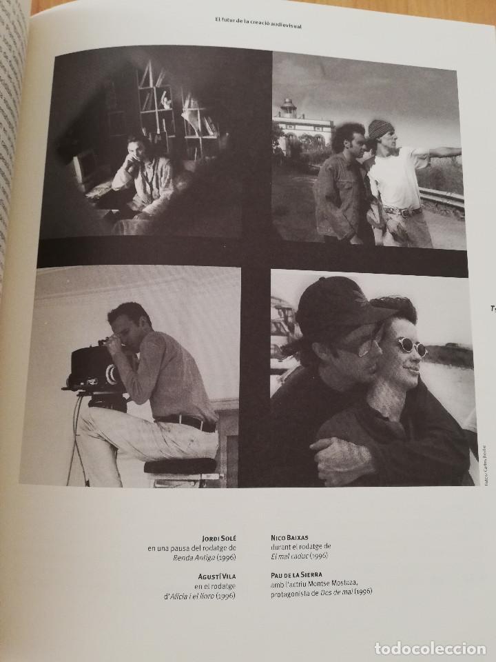 Coleccionismo de Revistas y Periódicos: TRANSVERSAL. REVISTA DE CULTURA CONTEMPORÀNIA NÚM. 3 (1997) EL FUTUR DE LA CREACIÓ AUDIOVISUAL - Foto 5 - 216691603