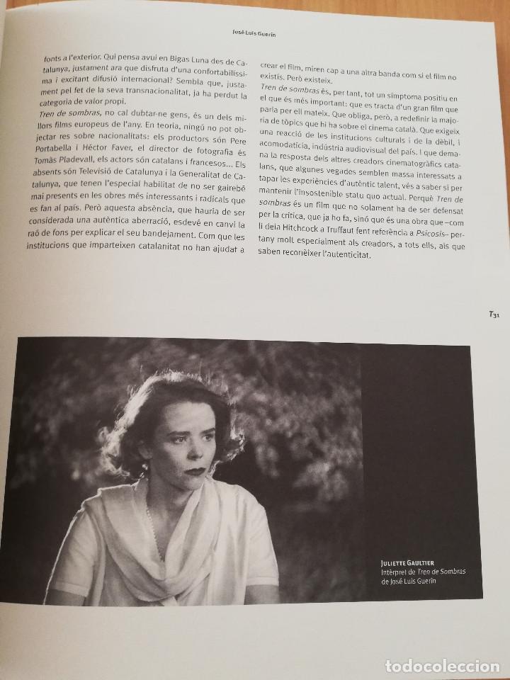 Coleccionismo de Revistas y Periódicos: TRANSVERSAL. REVISTA DE CULTURA CONTEMPORÀNIA NÚM. 3 (1997) EL FUTUR DE LA CREACIÓ AUDIOVISUAL - Foto 6 - 216691603