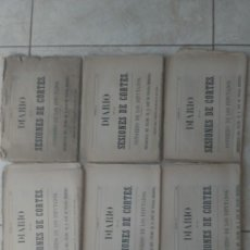 Coleccionismo de Revistas y Periódicos: 1882 DIARIO SESIONES EPOCA ALFONSO XII DE LAS CORTES CONGRESO DIPUTADOS. Lote 216793376