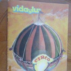 Collectionnisme de Revues et Journaux: VIDA Y LUZ , REVISTA INFANTIL JUVENIL , Nº 203- MARZO 1988-CON HISTORIETAS, PASATIEMPOS, AMENIDADES. Lote 217468356
