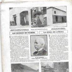 Coleccionismo de Revistas y Periódicos: 1904 REY ALFONSO XIII EN CORDOBA LAS ERMITAS SEVILLA PEÑON LA GOMERA DAIMIEL THEOBROMINA LUQUE TIFUS. Lote 217507075