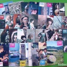 Coleccionismo de Revistas y Periódicos: LOTE 35 EL SANTO (REVISTA MENSUAL ANTONIANA) 1962-1969 (Y UNA DEL 59). Lote 217758945