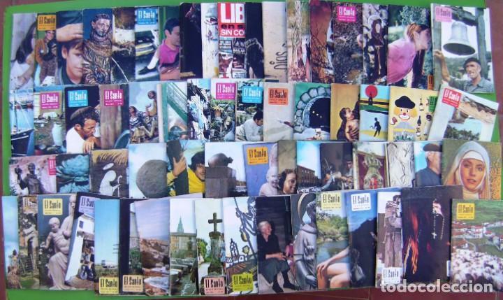 LOTE 65 REVISTAS EL SANTO (REVISTA MENSUAL ANTONIANA) 1970-1976 (Coleccionismo - Revistas y Periódicos Modernos (a partir de 1.940) - Otros)