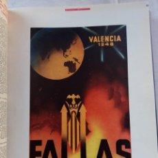 Coleccionismo de Revistas y Periódicos: REVISTA MUNDO HISPÁNICO AÑO 1948,TOMO ENCUADERNADO 10 EJEMPLARES ,FALLAS.. Lote 217778068