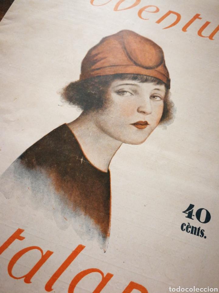 Coleccionismo de Revistas y Periódicos: REVISTA JOVENTUT CATALANA- ANY II, N°32.(BARCELONA) 1925. - Foto 2 - 217893485