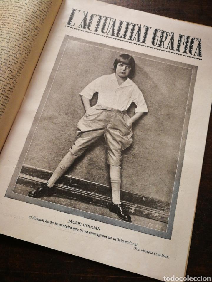 Coleccionismo de Revistas y Periódicos: REVISTA JOVENTUT CATALANA- ANY II, N°32.(BARCELONA) 1925. - Foto 3 - 217893485
