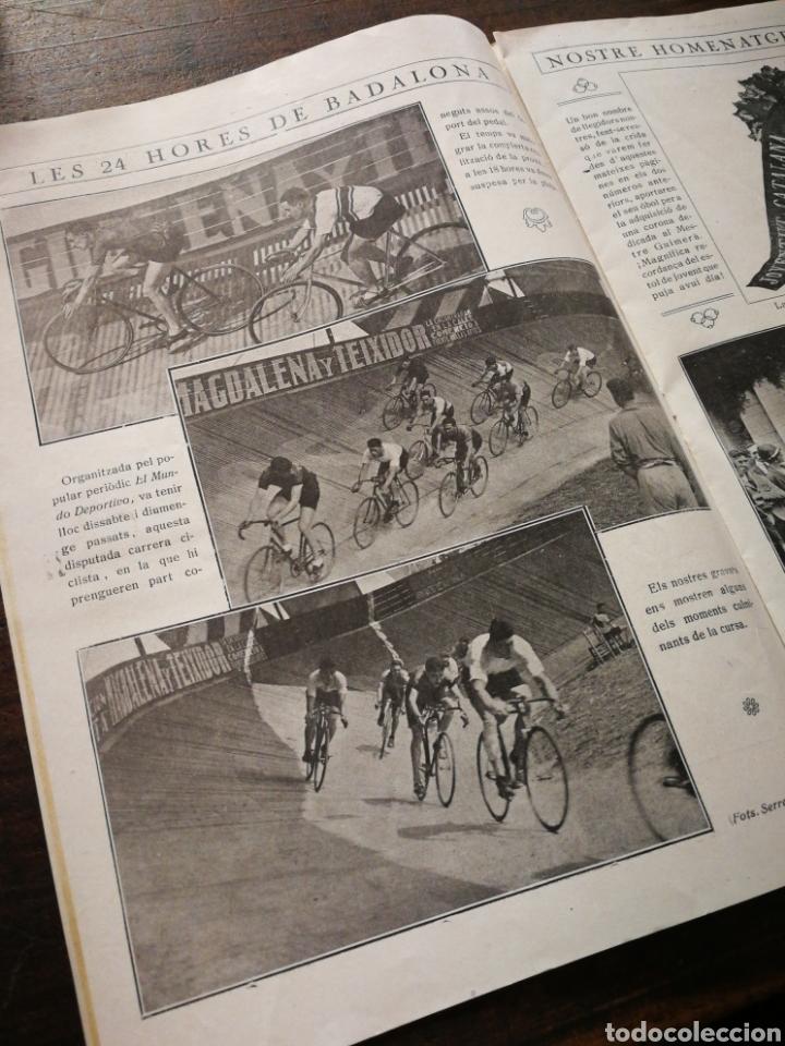 Coleccionismo de Revistas y Periódicos: REVISTA JOVENTUT CATALANA- ANY II, N°32.(BARCELONA) 1925. - Foto 4 - 217893485