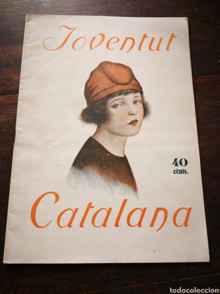 REVISTA JOVENTUT CATALANA- ANY II, N°32.(BARCELONA) 1925. (Coleccionismo - Revistas y Periódicos Antiguos (hasta 1.939))