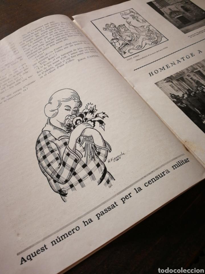 Coleccionismo de Revistas y Periódicos: REVISTA JOVENTUT CATALANA- ANY II, N°25.(BARCELONA) 1925. - Foto 4 - 217895062