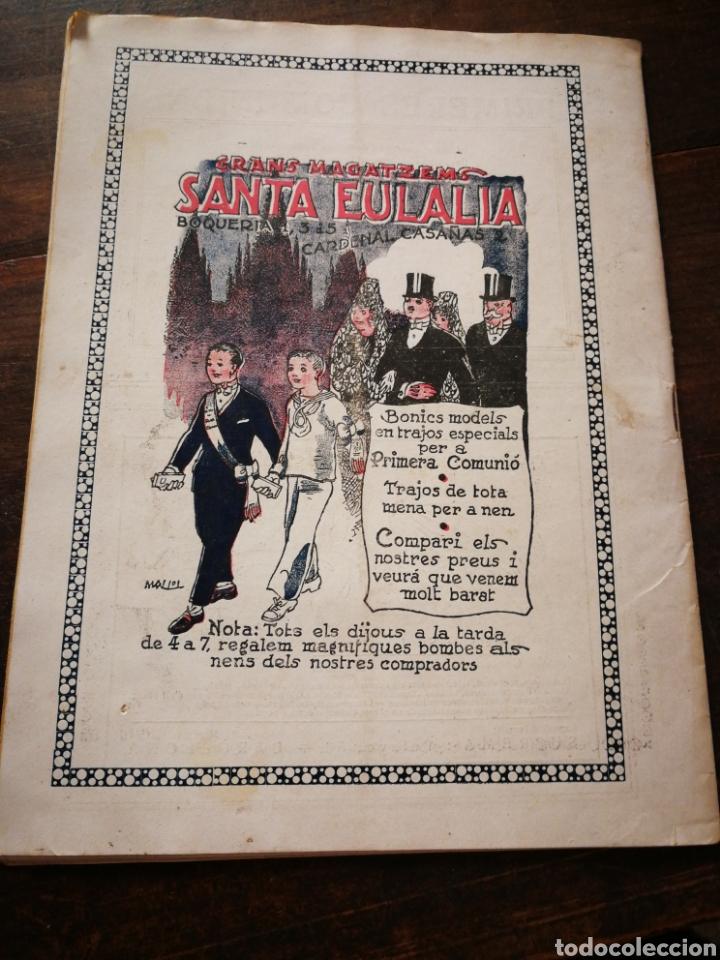 Coleccionismo de Revistas y Periódicos: REVISTA JOVENTUT CATALANA- ANY II, N°25.(BARCELONA) 1925. - Foto 6 - 217895062