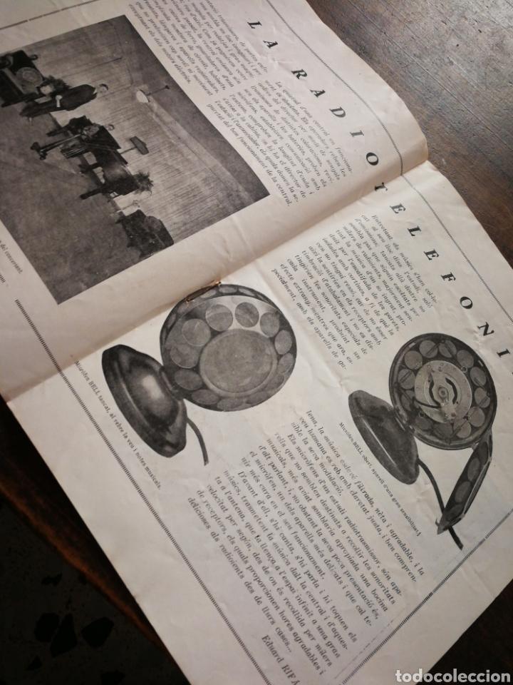 Coleccionismo de Revistas y Periódicos: REVISTA JOVENTUT CATALANA- ANY I, N°3.(BARCELONA) 1924. - Foto 4 - 217895757