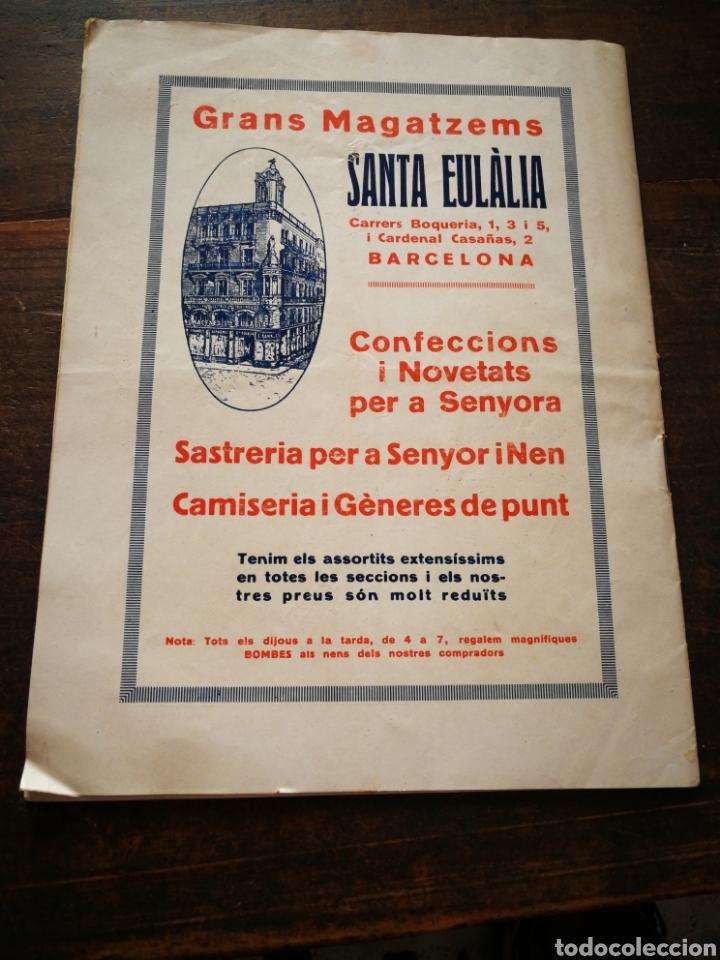 Coleccionismo de Revistas y Periódicos: REVISTA JOVENTUT CATALANA- ANY I, N°3.(BARCELONA) 1924. - Foto 5 - 217895757