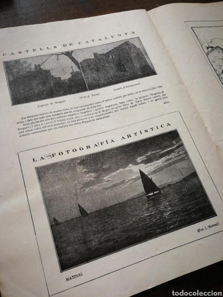 Coleccionismo de Revistas y Periódicos: REVISTA JOVENTUT CATALANA- ANY I, N°4.(BARCELONA) 1924. - Foto 4 - 217896040