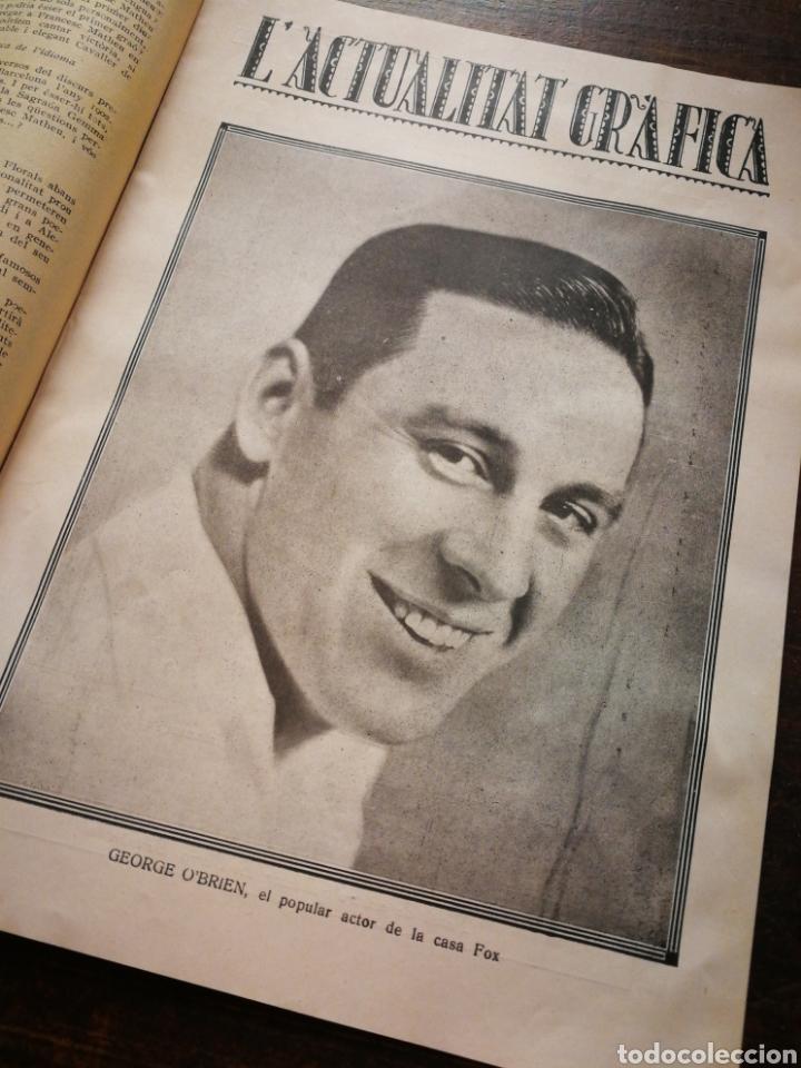 Coleccionismo de Revistas y Periódicos: REVISTA JOVENTUT CATALANA- ANY II, N°42.(BARCELONA) 1925. - Foto 3 - 217897423