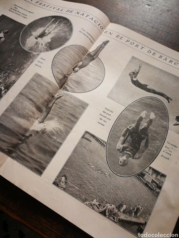 Coleccionismo de Revistas y Periódicos: REVISTA JOVENTUT CATALANA- ANY II, N°42.(BARCELONA) 1925. - Foto 5 - 217897423