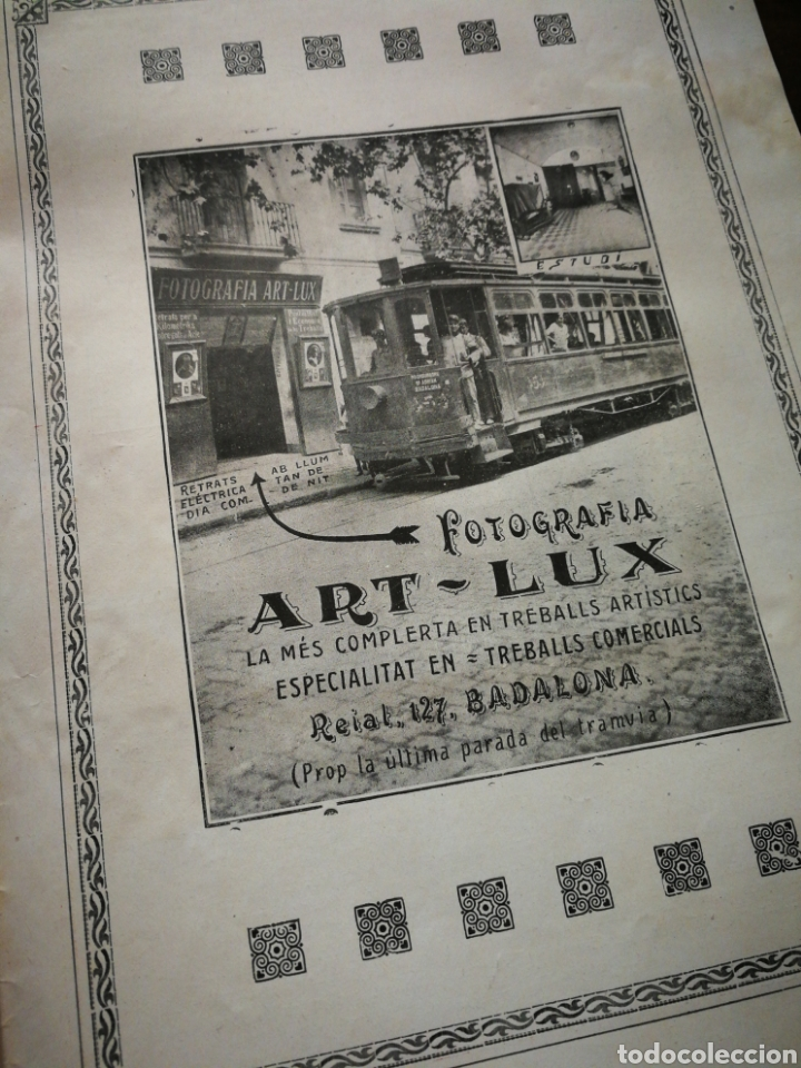 Coleccionismo de Revistas y Periódicos: REVISTA JOVENTUT CATALANA- ANY II, N°42.(BARCELONA) 1925. - Foto 6 - 217897423