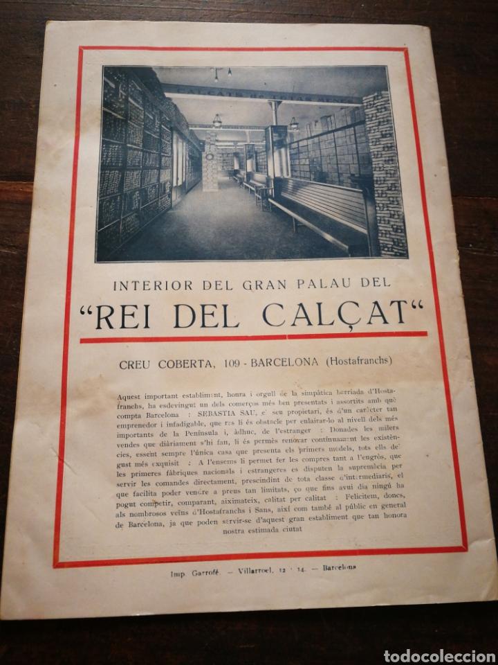 Coleccionismo de Revistas y Periódicos: REVISTA JOVENTUT CATALANA- ANY II, N°42.(BARCELONA) 1925. - Foto 7 - 217897423