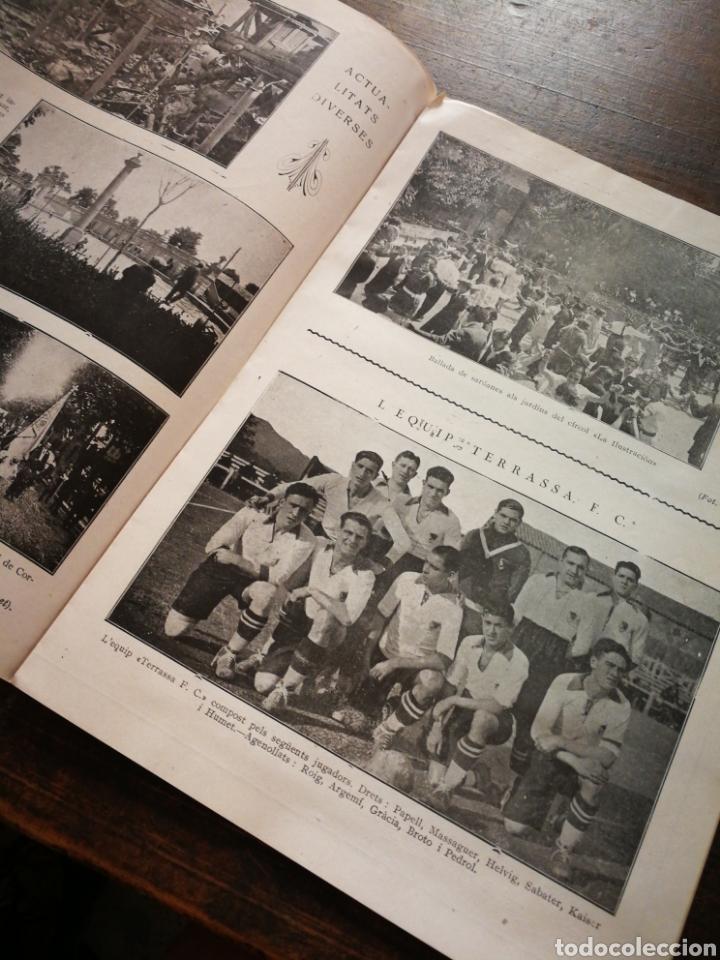 Coleccionismo de Revistas y Periódicos: REVISTA JOVENTUT CATALANA- PORTADA IGNASI IGLESIAS, ANY II, N°29.(BARCELONA) 1925. - Foto 3 - 217900810