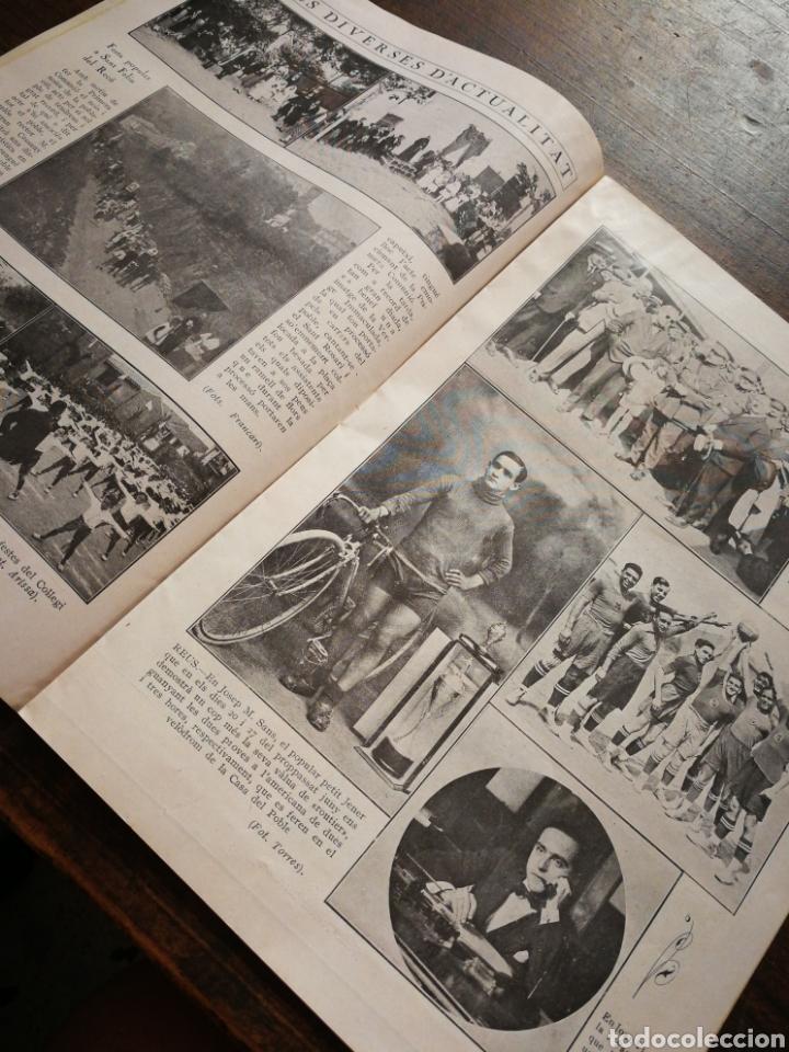 Coleccionismo de Revistas y Periódicos: REVISTA JOVENTUT CATALANA- PORTADA PILAR ALONSO, ANY II, N°30.(BARCELONA) 1925. - Foto 4 - 217901128