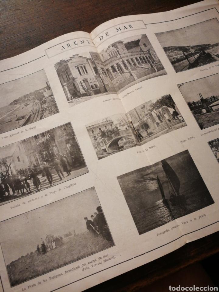 Coleccionismo de Revistas y Periódicos: REVISTA JOVENTUT CATALANA- PORTADA PILAR ALONSO, ANY II, N°30.(BARCELONA) 1925. - Foto 5 - 217901128