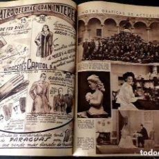 Coleccionismo de Revistas y Periódicos: PERIODICO ABC EJEMPLAR ENCUADERNADO TODOS LOS NUMEROS DESDE 30 DE JUNIO AL 29 DE DICIEMBRE 1946. Lote 217944988