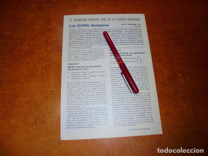 RETAL 1980: LOS OVNI FANTASMA (Coleccionismo - Revistas y Periódicos Modernos (a partir de 1.940) - Otros)