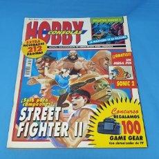 Colecionismo de Revistas e Jornais: REVISTA - HOBBY CONSOLAS - N° 14. Lote 218073198