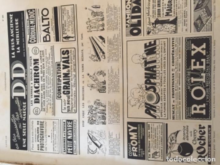 Coleccionismo de Revistas y Periódicos: L'illustration, 6 ejemplares - Foto 5 - 218160226