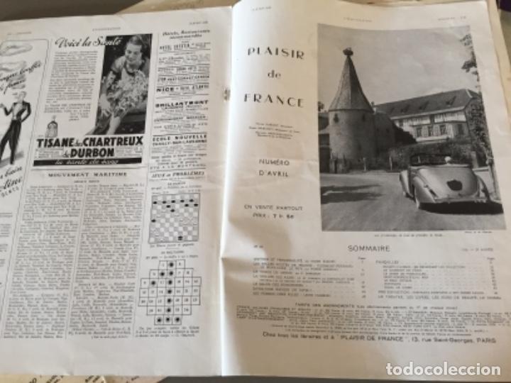 Coleccionismo de Revistas y Periódicos: L'illustration, 6 ejemplares - Foto 6 - 218160226