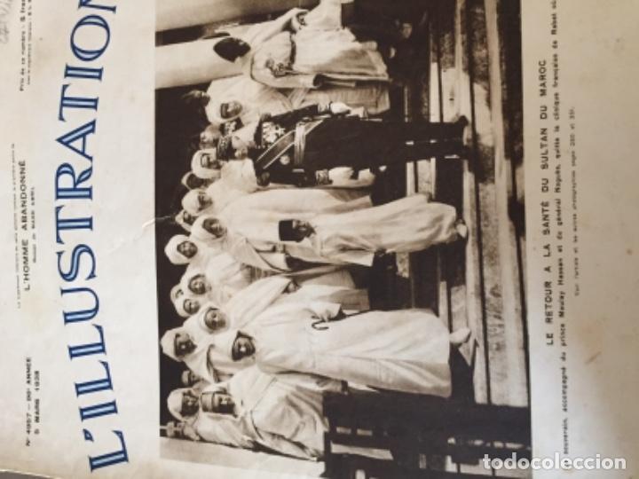 Coleccionismo de Revistas y Periódicos: L'illustration, 6 ejemplares - Foto 9 - 218160226