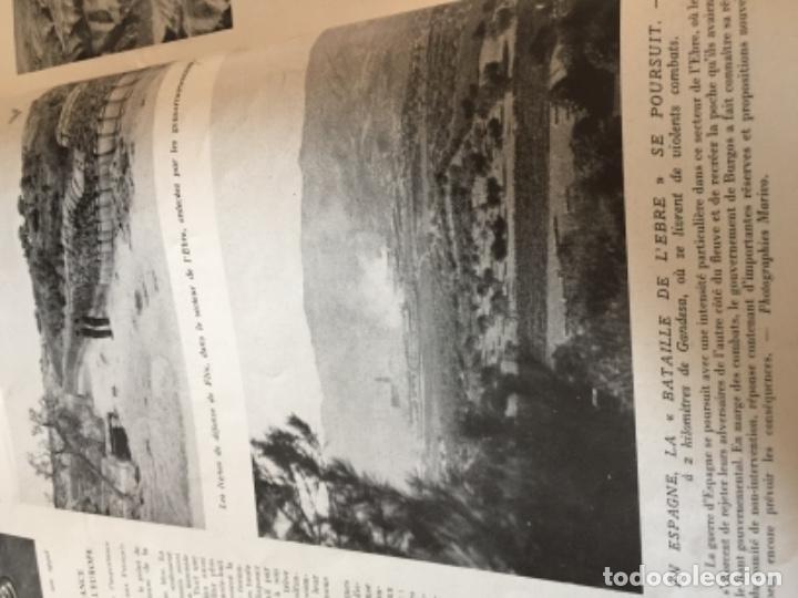 Coleccionismo de Revistas y Periódicos: L'illustration, 6 ejemplares - Foto 12 - 218160226