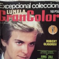 Coleccionismo de Revistas y Periódicos: FOTONOVELA LUNELA GRAN COLOR NÚM 16. CONTIENE 3 FOTONOVELAS. Lote 218222873
