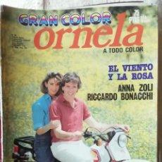 Coleccionismo de Revistas y Periódicos: FOTONOVELA ORNELA GRAN COLOR NÚM 80. Lote 218223025