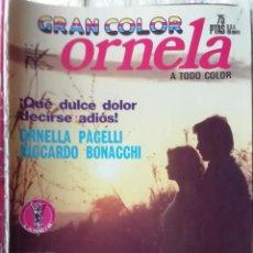 Coleccionismo de Revistas y Periódicos: FOTONOVELA ORNELA GRAN COLOR NÚM 79. Lote 218223135