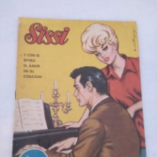 Coleccionismo de Revistas y Periódicos: REVISTA SISSI. Lote 218223226
