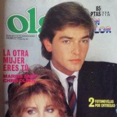 Coleccionismo de Revistas y Periódicos: FOTONOVELA OLGA GRAN COLOR NÚM 104. Lote 218223282