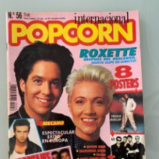 Coleccionismo de Revistas y Periódicos: REVISTA POPCORN INTERNACIONAL NÚMERO 56. Lote 218223873