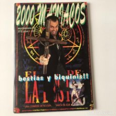 Coleccionismo de Revistas y Periódicos: 2000 MANIACOS NUMERO 17 SEPTIEMBRE 1995 . BESTIAS Y BIKINIS. Lote 218228857