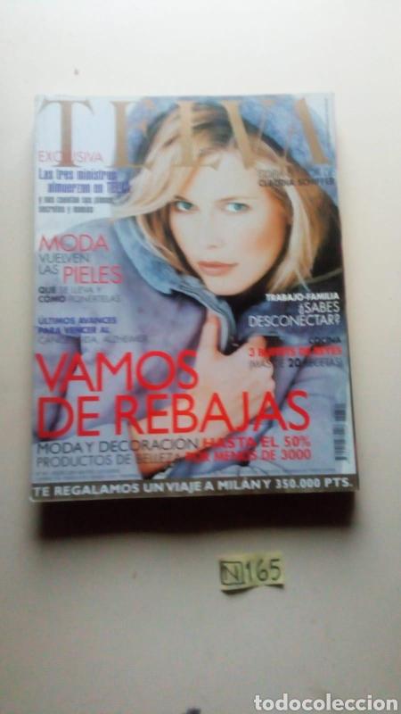TELVA (Coleccionismo - Revistas y Periódicos Modernos (a partir de 1.940) - Otros)